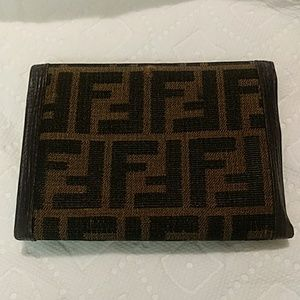 Fendi Bags - Authentic Fendi wallet